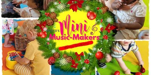 Merry Shakers! Mini Music-Makers