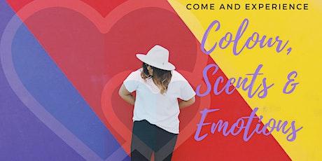 Colour, Scents, Emotions - Drop into Life Colour, Essential Oils Care Kit tickets