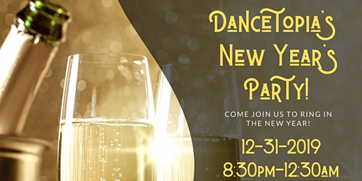 Dancetopia New Years Party