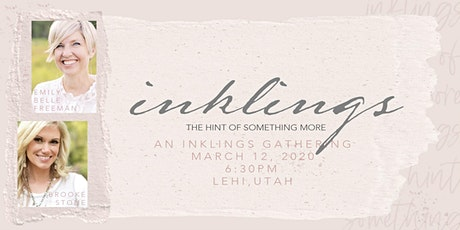 AN INKLINGS GATHERING tickets
