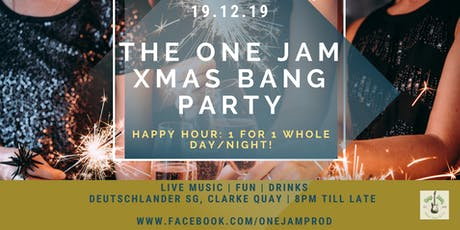 Xmas Bang 2019 tickets