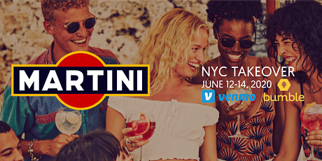 MARTINI NYC TAKEOVER tickets