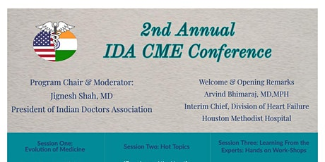 IDA CME Conference 2020 tickets