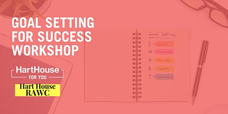 Goal Setting For Success tickets