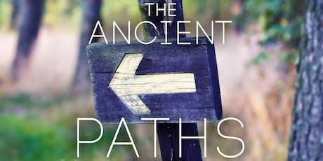The Ancient Paths Seminar (VIC) tickets