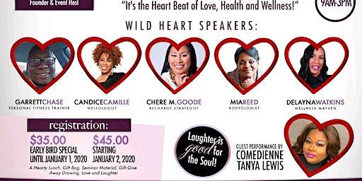 The Fantabulous U Wild Heart Seminar, Awards & Luncheon