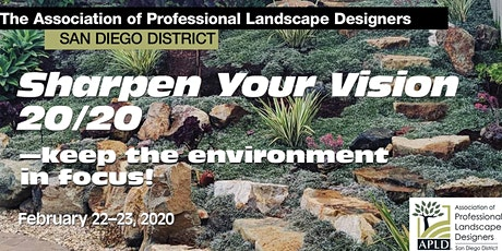 Sharpen Your Vision 20/20–keep the environment in focus! tickets