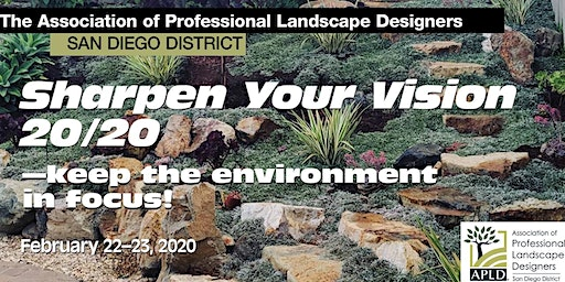 Sharpen Your Vision 20/20–keep the environment in focus!