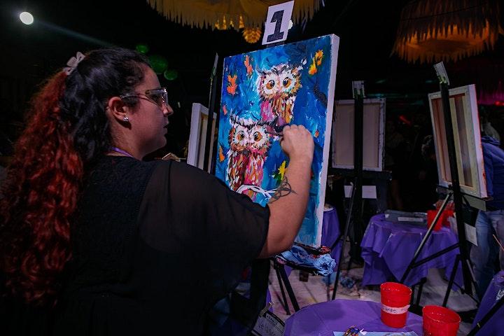 Art Battle Tacoma - February 21, 2020 image