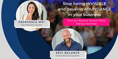 Invisible to Invincible Half Day Workshop - Brisbane tickets
