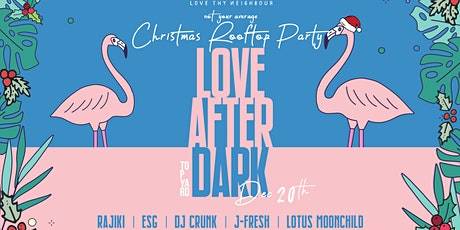 LoveAfter Dark Summer Rooftop Sessions  tickets