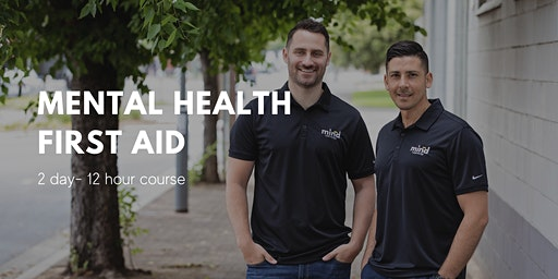 Mental Health First Aid- with Mind Over Matter