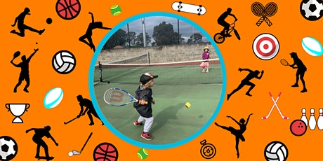 ANZ Tennis Hot Shots Session 2 (5 to 12 years) tickets