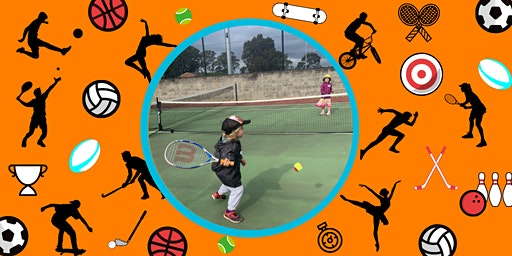 ANZ Tennis Hot Shots Session 2 (5 to 12 years)