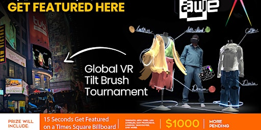 NYC VR Art Fest and Tournament