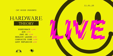 Hardware Theory LIVE tickets