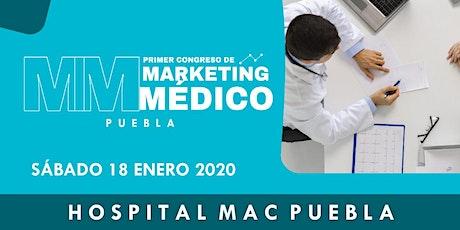 Primer Congreso de Marketing Médico  boletos