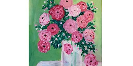 Pink Roses - The Fiddler