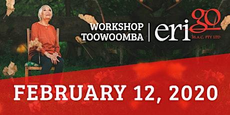 RESCHEDULED Workshop invitation – Toowoomba 2020 tickets