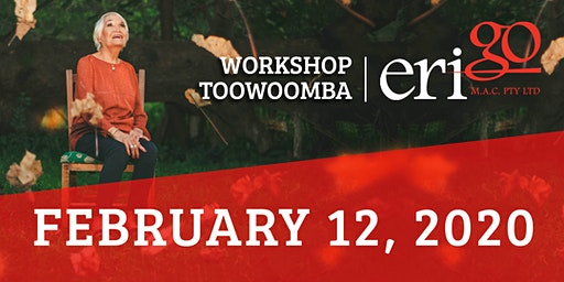 RESCHEDULED Workshop invitation – Toowoomba 2020