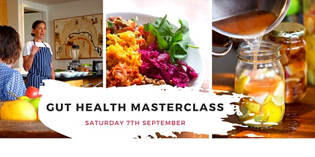 Gut Health Masterclass tickets
