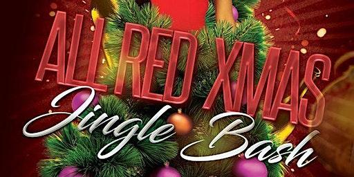 All Red Xmas Jingle Bash