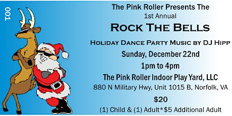 Rock The Bells Holiday Dance Party tickets