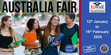 AUSTRALIA FAIR IN BANGALORE tickets
