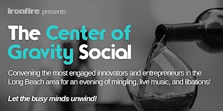Center of Gravity Social tickets