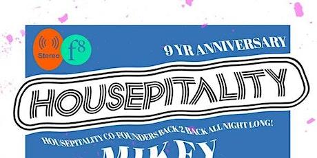 Housepitality Christmas ft. Mikey Tello b2b Miguel Solari + more tickets