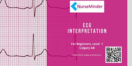 ECG Interpretation for Beginners (Level 1) YYC tickets