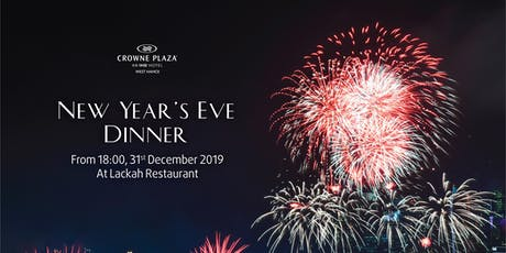 New Year's Eve Dinner - Tiệc Đêm Giao Thừa tickets
