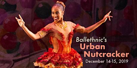 Urban Nutcracker 2019 - Sunday Matinee tickets