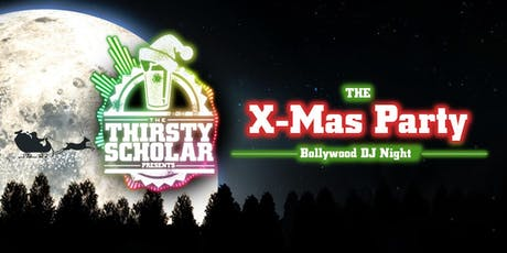 Xmas Party - Bollywood DJ Night tickets