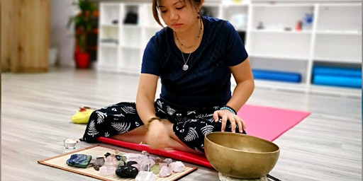 Reiki Healing with guided meditation
