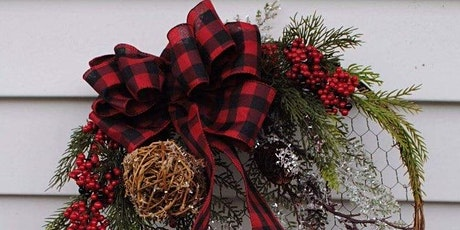 Create your own winter wreath tickets