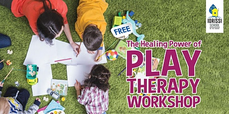 Healing Social-Emotional Difficulties Through Play tickets