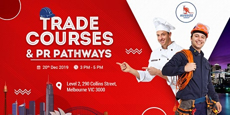 Free Seminar on Trade Courses & PR Pathways tickets