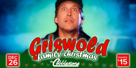 Griswold Family Christmas tickets
