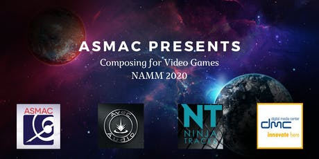 Composing for Video Games NAMM 2020 tickets