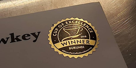 Coffee Cupping with Ghostroasters - Cup of Excellence from Korean Roasters tickets