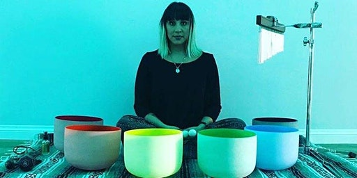 New Year's Eve Special Sound Bath : with Janae Archuleta