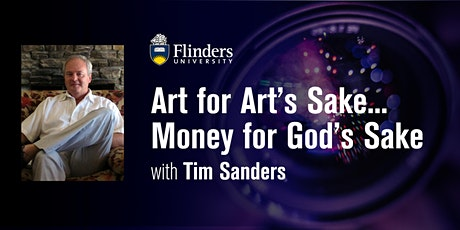 Art for Art's sake... Money for God's Sake | Q&A with Tim Sanders tickets
