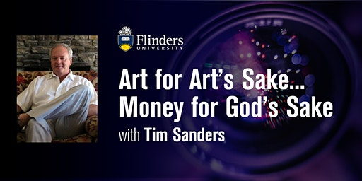 Art for Art's sake... Money for God's Sake | Q&A with Tim Sanders