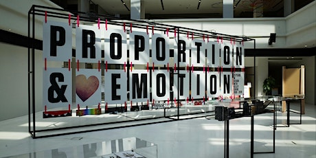 Proportion & Emotion - Guided Tour with Kelley Cheng tickets
