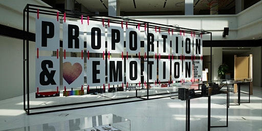 Proportion & Emotion - Guided Tour with Kelley Cheng