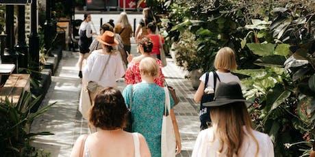 Britt's List Sustainable Fashion Walking Tour   Paddington, Brisbane tickets