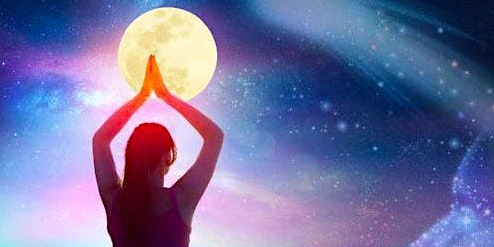 Full Moon Meditation with Christina Huntington  Christina Huntington!