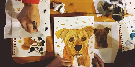 Paint Your Fur Baby tickets