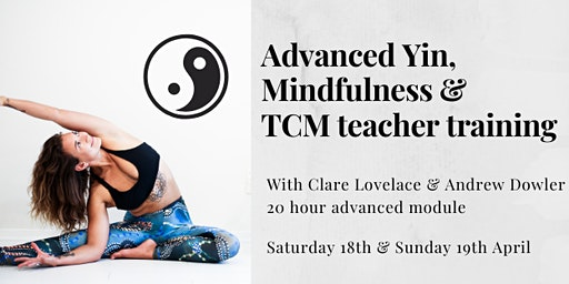 Advanced Yin Teacher Training 20 hour module
